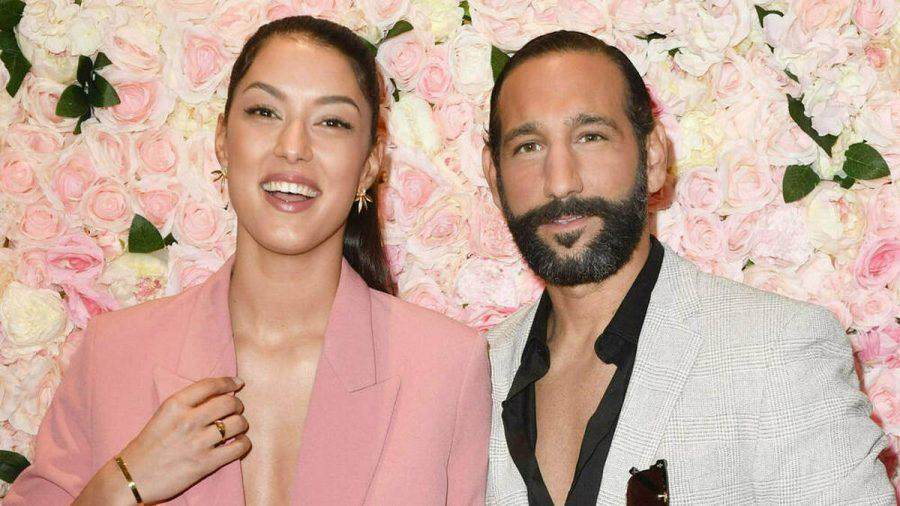 Rebecca Mir und Massimo Sinató sind Eltern geworden. (cos/spot)