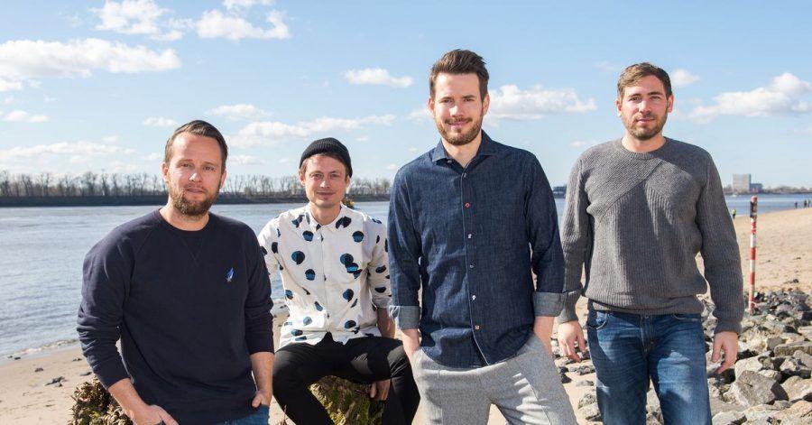 Die Band Revolverheld unterstützt das Rettungsprojekt Sea-Eye.