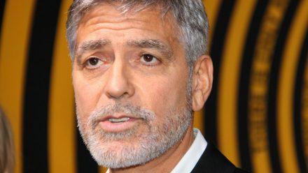 George Clooney während eines Events im Jahr 2019 (wue/spot)