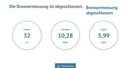 Nur knapp 10 Megabit im Download, wo der Vertrag doch 16 Megabit vorsieht? Für viele Verbraucherinnen und Verbraucher ist die Leistung ihres Anschlusses nach wie vor nicht zufriedenstellend.