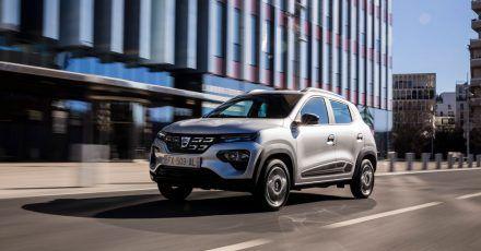 Dacia bietet mit dem Spring einen kompakten Elektro-SUV ab knapp über 20 000 Euro an.