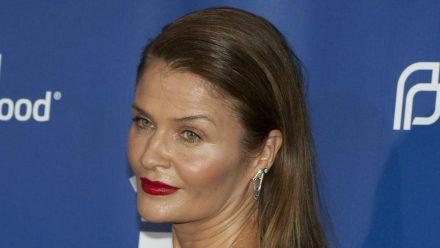 Helena Christensen ist stolze Mutter eines Sohnes. (jru/spot)