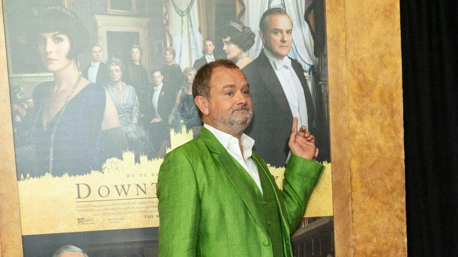"""Hugh Bonneville auf der Premiere des ersten """"Downton Abbey""""-Films in New York. (wue/spot)"""
