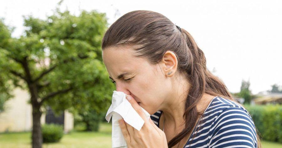 Wenn es im Frühjahr blüht, haben viele Pollenallergiker mit Niesattacken und einer immerzu laufenden Nase zu kämpfen.