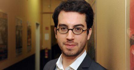 Der Autor Jonathan Safran Foer.