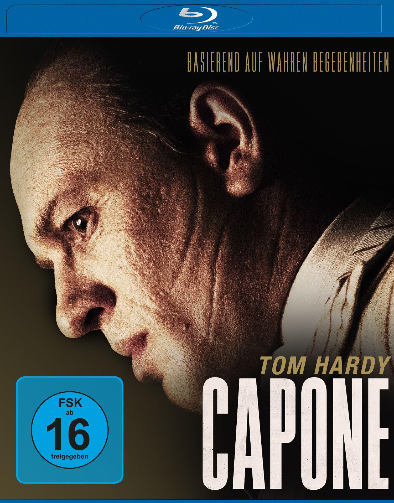 """Verlosung: Tom Hardy ist der legendäre Gangster """"Capone"""""""