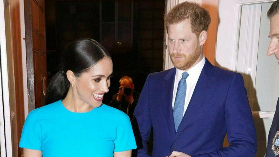 Eine neue Umfrage sieht die Beliebtheit von Harry und Meghan weiter im Sinkflug. (stk/spot)