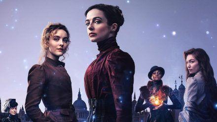 """Frauenpower im 19. Jahrhundert: Die Protagonistinnen der neuen Serie """"The Nevers"""" (stk/spot)"""