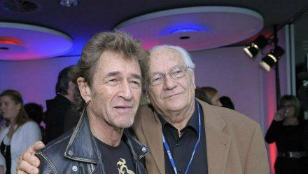 Peter Maffay mit seinem Vater Wilhelm Makkay im Jahr 2010. (dr/spot)