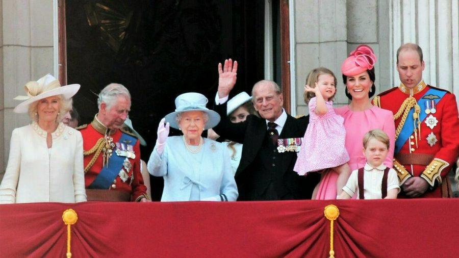 Die britische Königsfamilie im Juni 2017. (cos/spot)