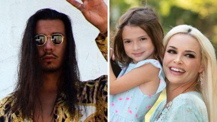 Daniela Katzenberger: Tochter Sophia hört schon Apache 207!
