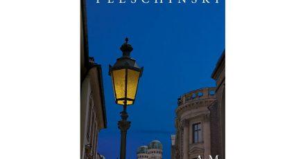 """Das Cover des Buches """"Am Götterbaum"""" von Hans Pleschinski."""
