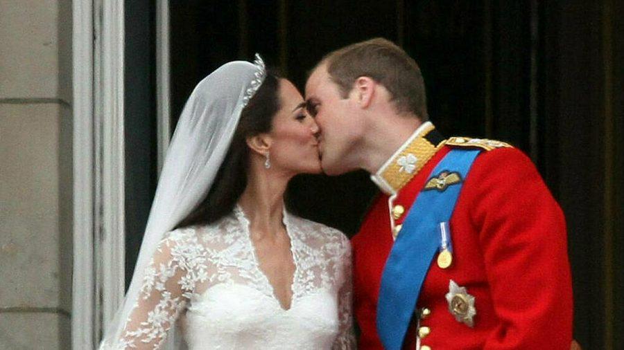 Prinz William und Herzogin Kate feiern den zehnten Hochzeitstag. (hub/spot)