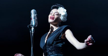 Andra Day als Billie Holiday in «The United States vs. Billie Holiday».