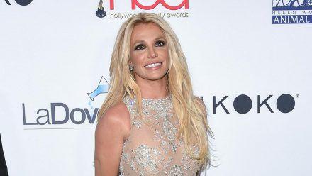 Britney Spears wurde gegen Covid-19 geimpft. (wag/spot)