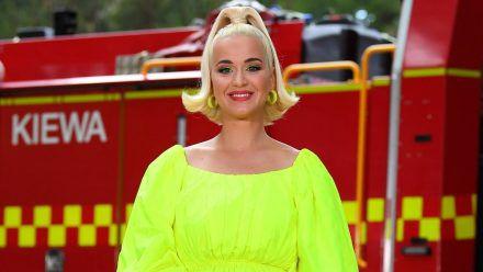 Katy Perry hat keine Zeit mehr, sich die Beine zu rasieren