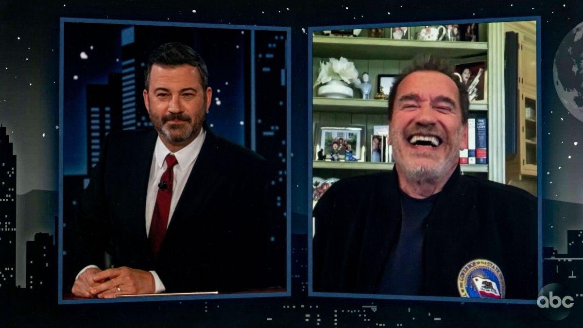 """Arnold Schwarzenegger fand die Oscars """"so langweilig"""""""