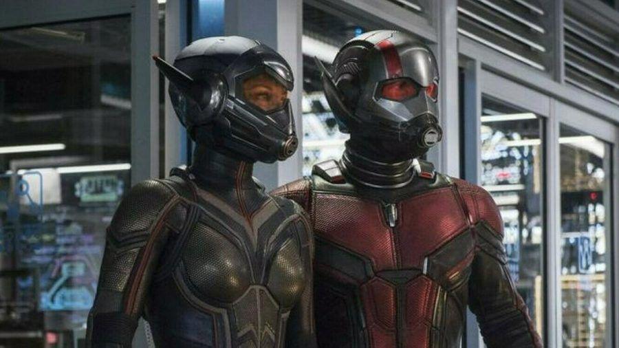 """""""Ant-Man and the Wasp"""": Hope Van Dyne (Evangeline Lilly)) und Scott Lang (Paul Rudd) bilden ein Team (cg/spot)"""
