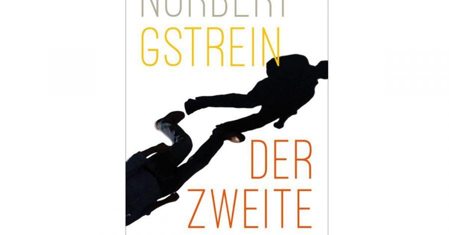 Das Cover des Romans «Der zweite Jakob» von Norbert Gstrein.