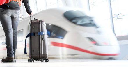 Fernzüge werden umgeleitet und halten statt in Wolfsburg in Braunschweig.