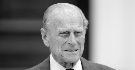 Prinz Philip, Herzog von Edinburgh, ist tot.
