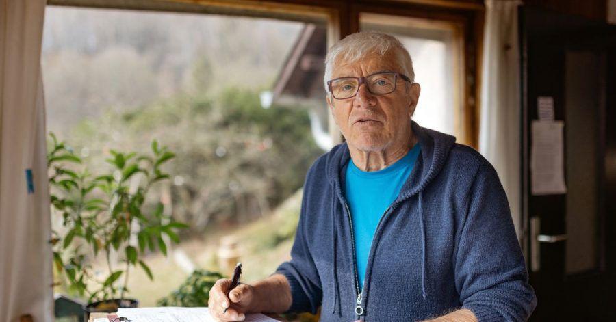 Momentan schreibt Landolf Scherzer ein Buch über die Krim.