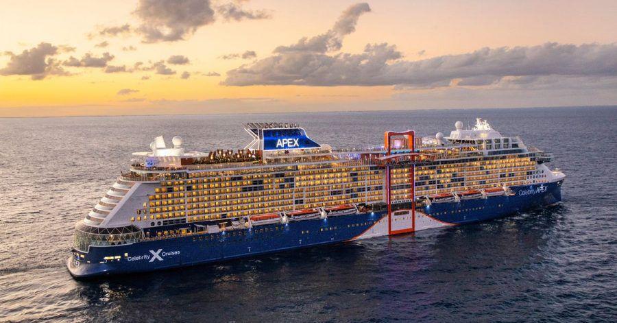 Die «Celebrity Apex» ist der jüngste Neubau von Celebrity Cruises. Das Schiff fährt imSommer 2021 im östlichenMittelmeer.