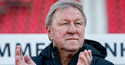 Am 17.April wird Horst Hrubesch 70 Jahre alt.