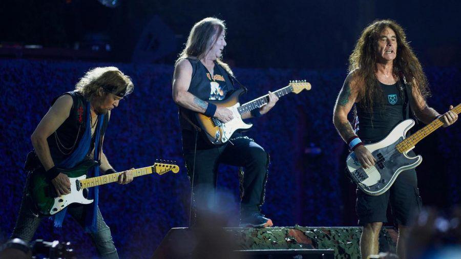 Iron Maiden kommen im Juli 2022 nach Deutschland. (cos/spot)