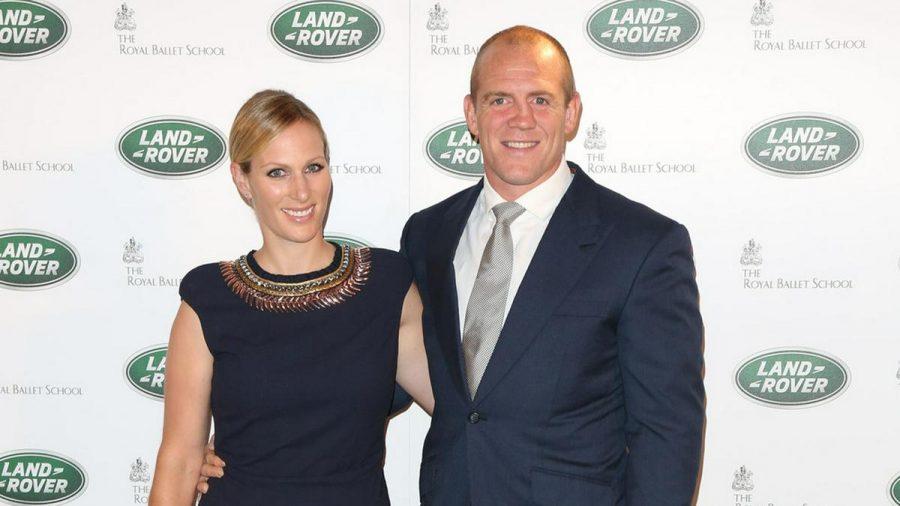Zara und Mike Tindall sind seit Juli 2011 verheiratet. (wag/spot)