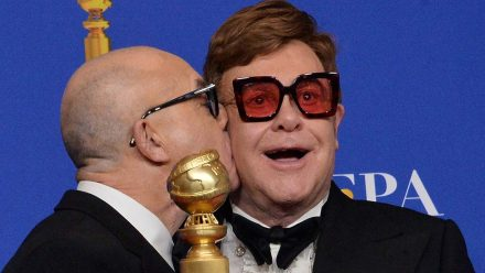 Elton John: So läuft seine Oscar-Party 2021 ab