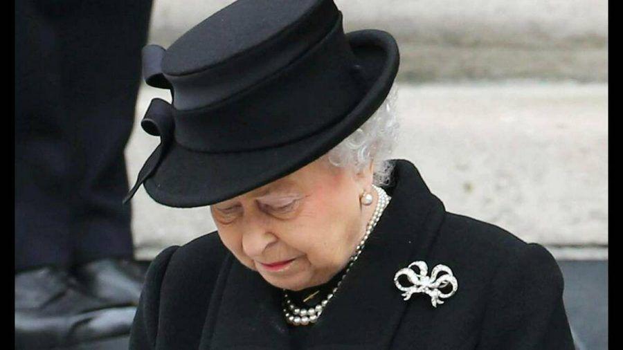 Queen Elizabeth II. steht ein schwerer Abschied bevor (stk/spot)
