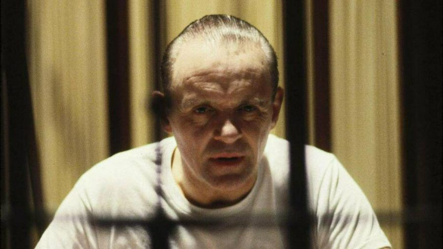 """Die Bestie im Käfig: Anthony Hopkins als Hannibal Lecter in """"Das Schweigen der Lämmer"""" (stk/spot)"""