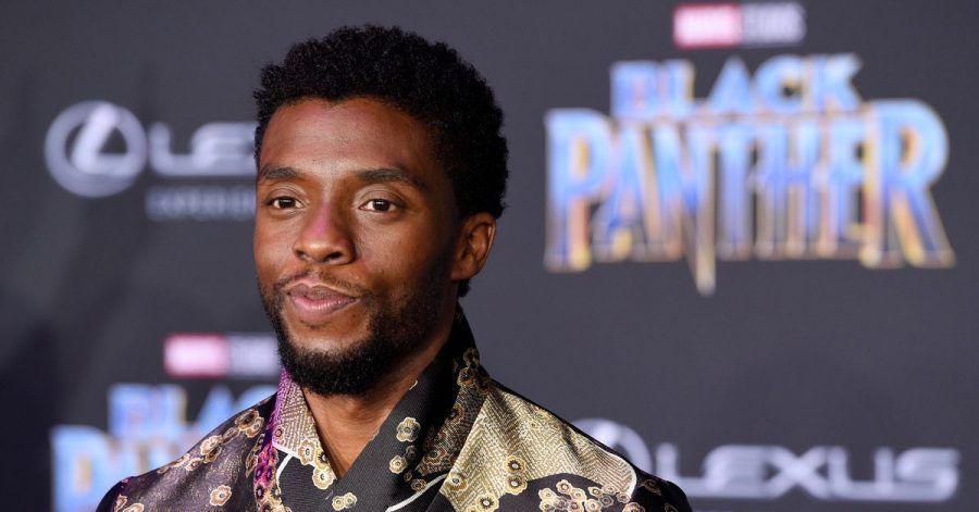 US-Schauspieler Chadwick Boseman kommt zur Premiere des Films Black Panther.