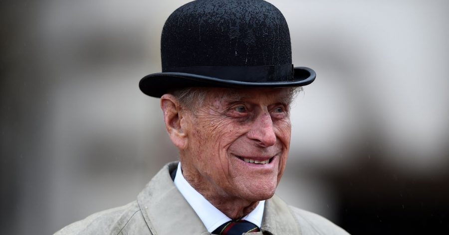 Der britische Prinz Philip im August 2017.