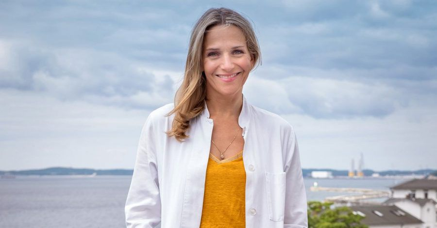 Nora Kaminski (Tanja Wedhorn) stand in der Gunst des Publikums vorn.