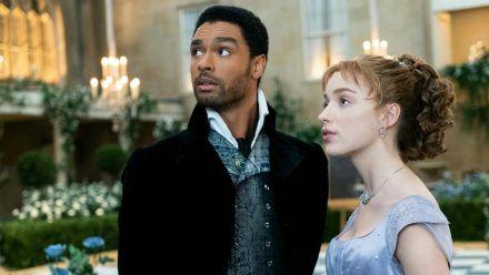 """Regé-Jean Page wird in der zweiten Staffel von """"Bridgerton"""" nicht mehr zu sehen sein. (jru/spot)"""