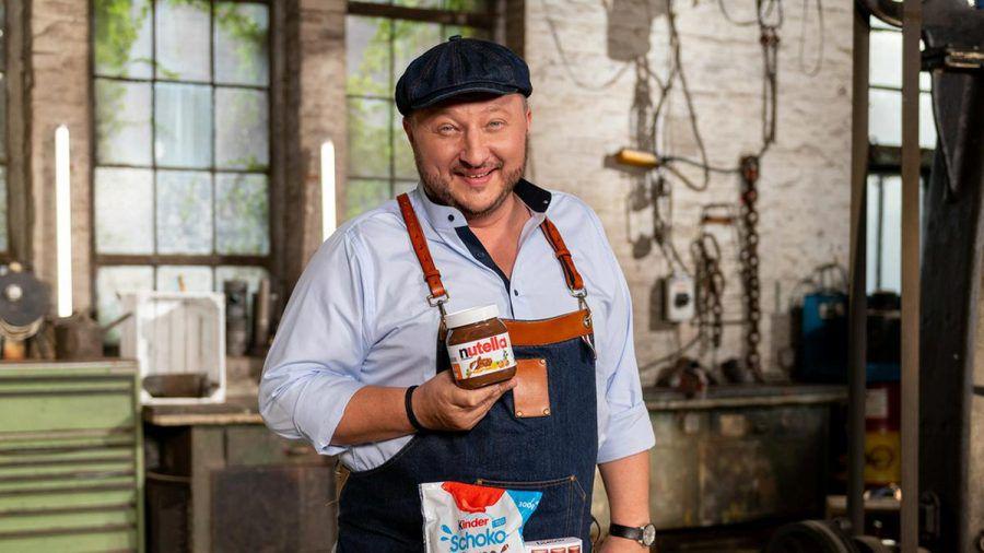 """""""Die Tricks von Ferrero"""": Produktentwickler Sebastian Lege deckt auf, wie Ferrero die Verbraucher manipuliert. (cg/spot)"""