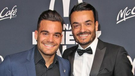GNTM: Stefano Zarrella ist Rominas stärkste Stütze