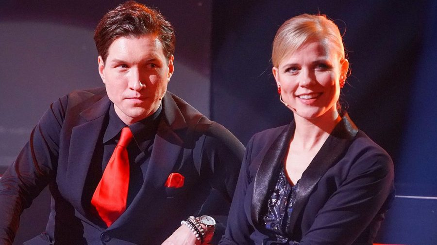 Ilse DeLange: Tanzpartner Evgeny Vinokurov ist der einsame Star im neuen Video