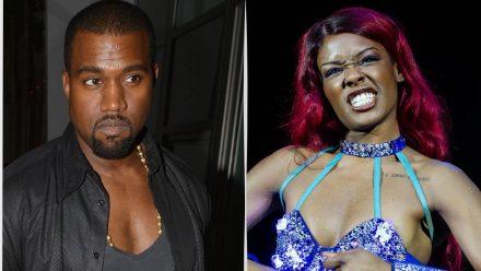 Kanye West: Azealia Banks spricht schon von Kindern mit ihm!