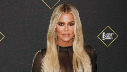 Aufruhr bei Khloé Kardashian: Privates Foto geleaked
