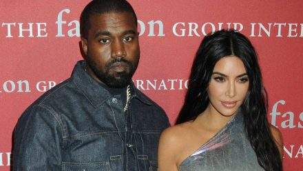 Kim Kardashian: Ach, Kanye West wollte die Scheidung?