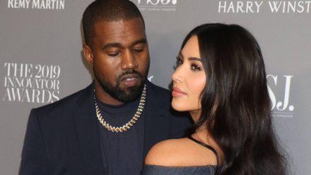 Nach Trennung: Kim Kardashian und Kanye West verstehen sich gut