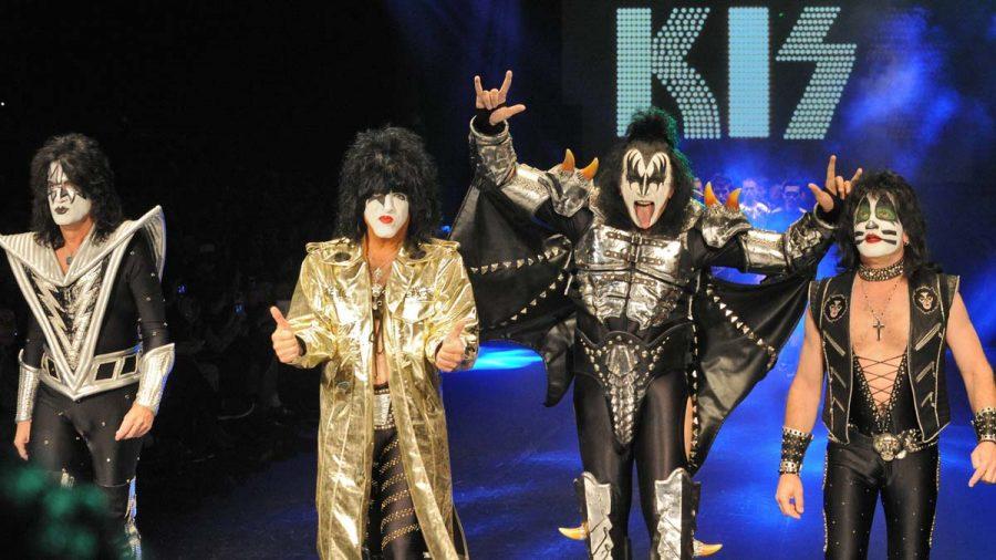 KISS veröffentlichen Bootleg ihrer Tokio-Show von 2001