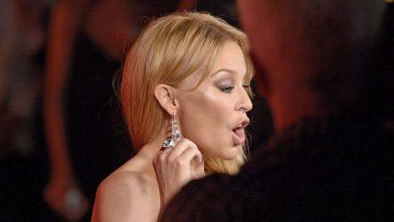 Kylie Minogue erklärt die Gemeinsamkeiten von Wein und Musik