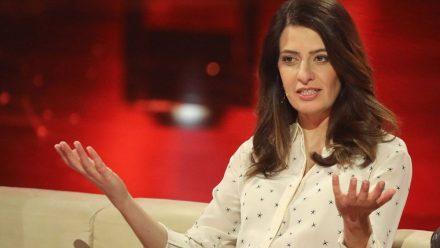 """Zoff?: Darum soll Linda Zervakis wirklich die """"Tagesschau"""" verlassen haben"""