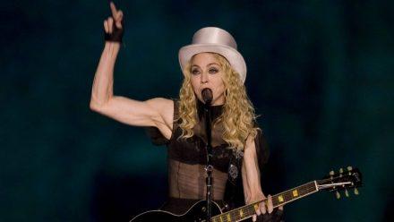 Madonna: Für ihren Konzertfilm gibt sie alles