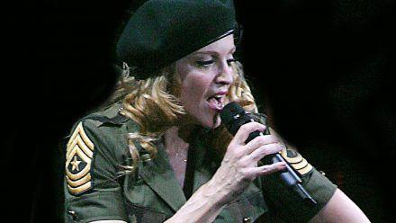 Madonna: Das Drehbuch zum Biopic ist fertig