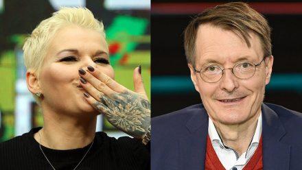 Melanie Müller: Neuer Song über Corona-Politiker Karl Lauterbach